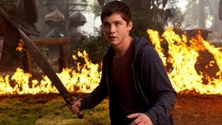 פרסי ג'קסון וים המפלצות PERCY JACKSON: SEA OF MONSTERS- טריילר