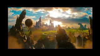 ארץ אוז OZ THE GREAT AND POWERFUL- טריילר