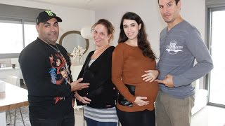 Annoying pregnant couple - ��� ����� ������