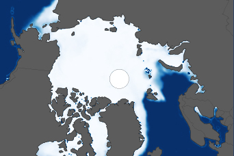 Arctic Sea Ice:March 2000
