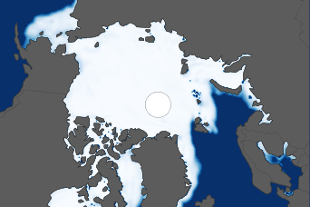 Arctic Sea Ice:March 2013