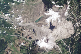 Recovery at Mt. St. Helens:June 17, 1984